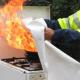 Persoonlijke veiligheid en brandbeveiliging