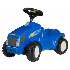 ROLLY TOYS NEW HOLLAND LOOPTRACTOR
