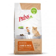 PRINS PROCARE MINI LAMB & RICE HYPOALLERGIC 3 KG