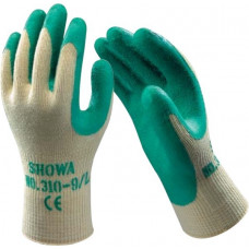 SHOWA 310 GRIP HANDSCHOEN GROEN XL (10)