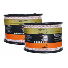 DUOPACK TURBOLINE CORD WIT 2X200M