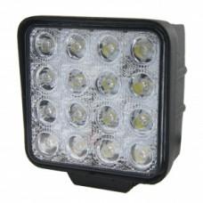 LED WERKLAMP 10-30V 48 WATT